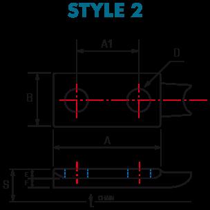 Filler Blocks Style 2