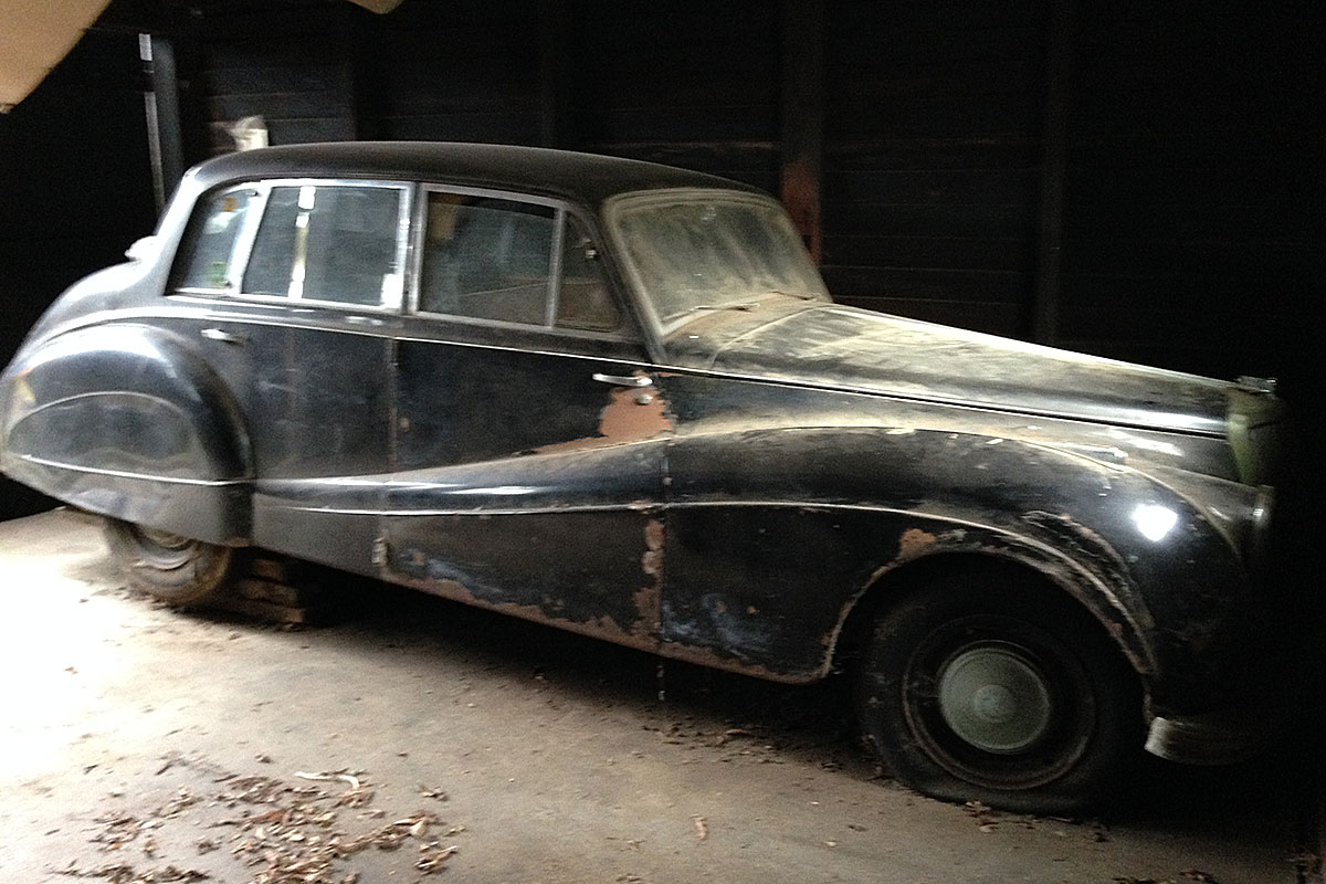 Armstrong Siddeley Sapphire 346 3.4 Ltr straight 6