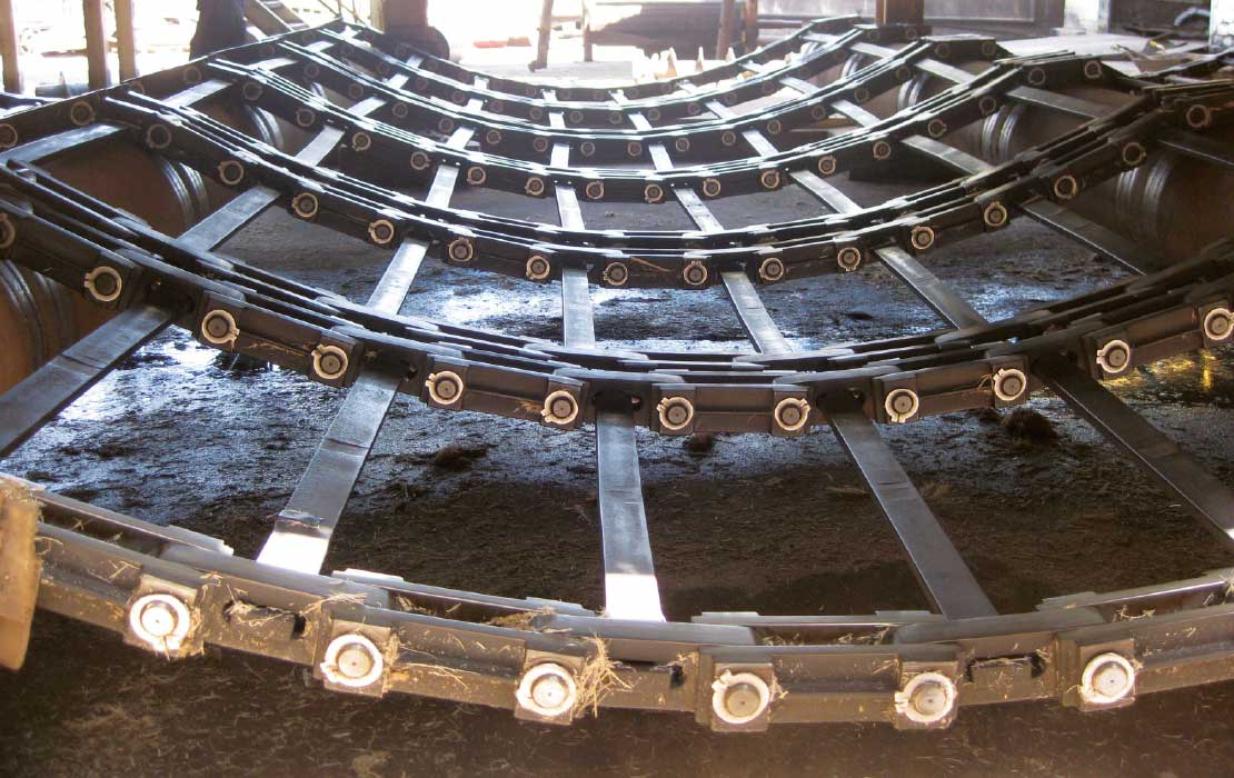 Diffuser Chains – Block and Bar Construction