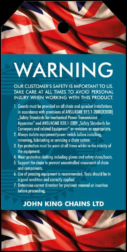 Conveyor Chain Maintenance Information