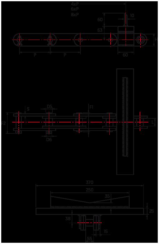 FV250A160/W370