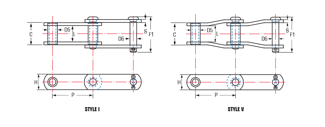 Drawing - American Standard Engineered Steel without Rollers