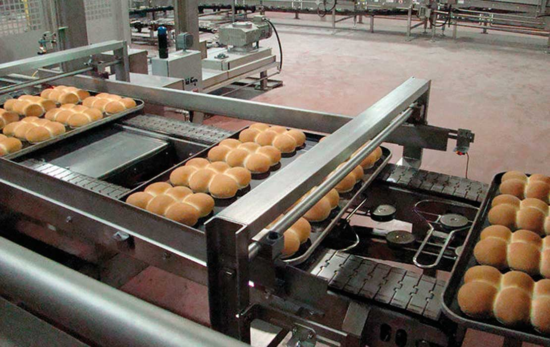 Bakery Industry Chains