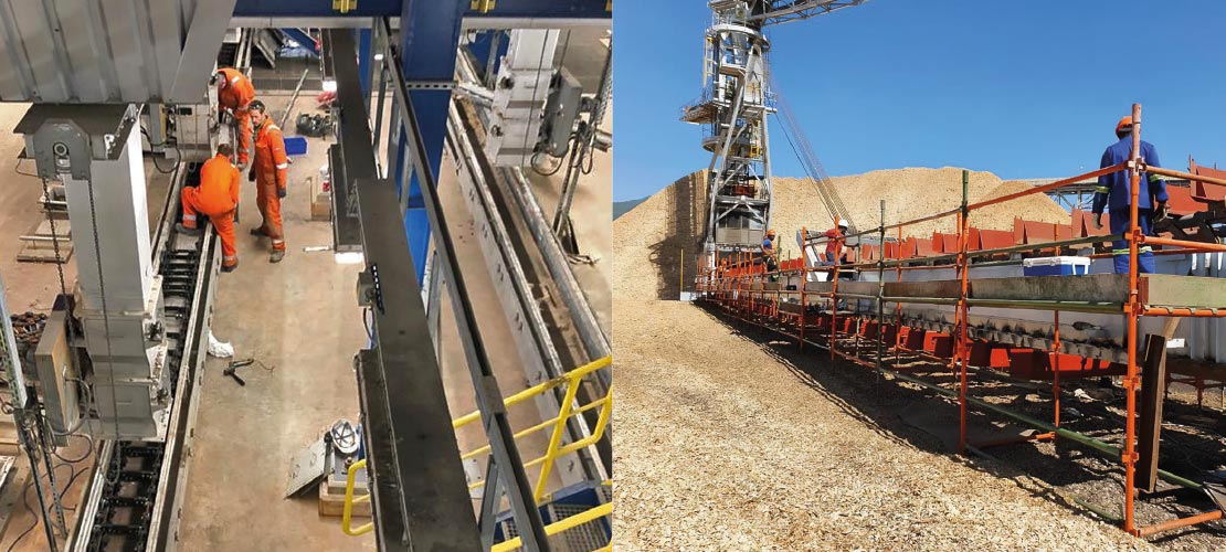 Bulk handling experts you can rely on