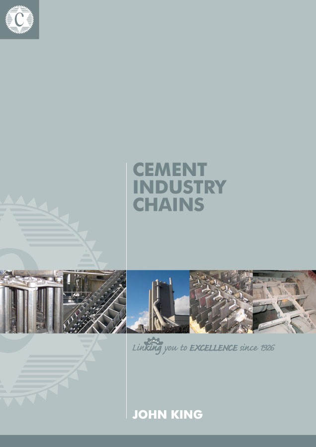Catalogue Cement Industry Chains