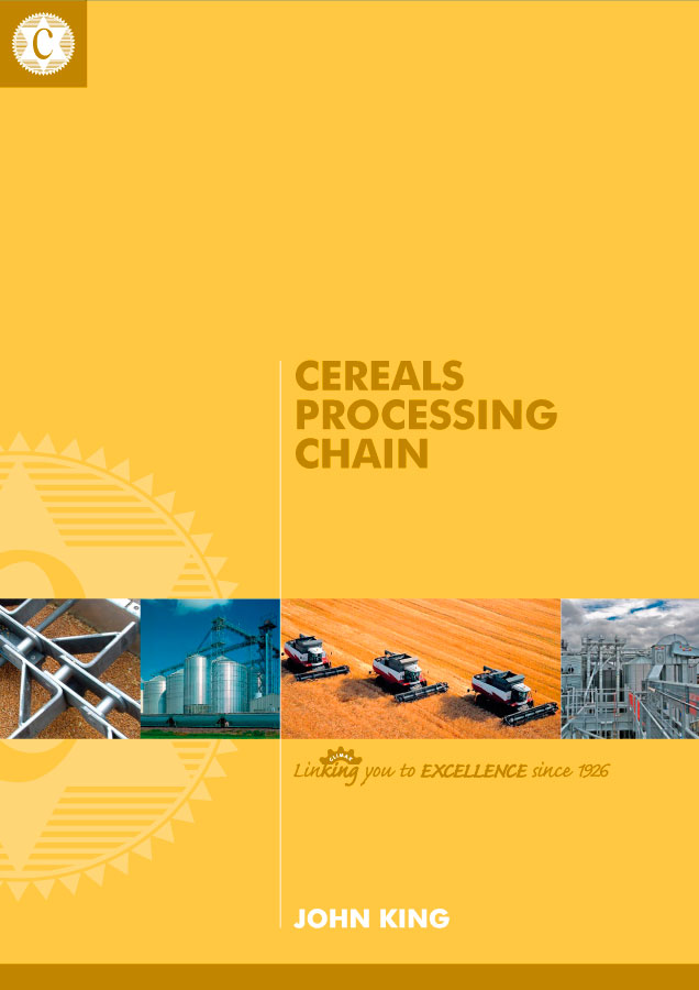 Cereals Processing Chain