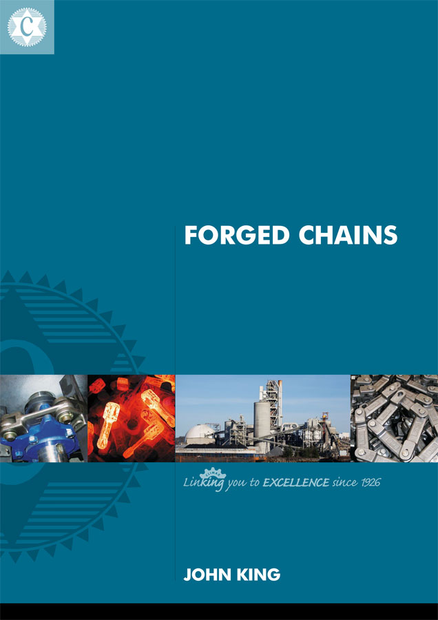Catalogue Forged Chains