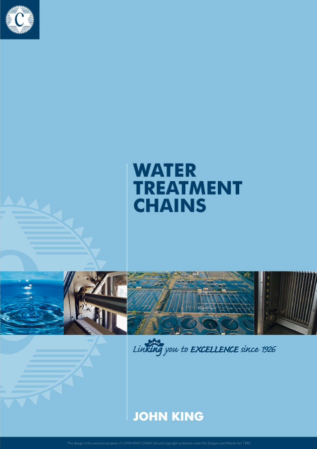 Catalogue Water Treatment Chains