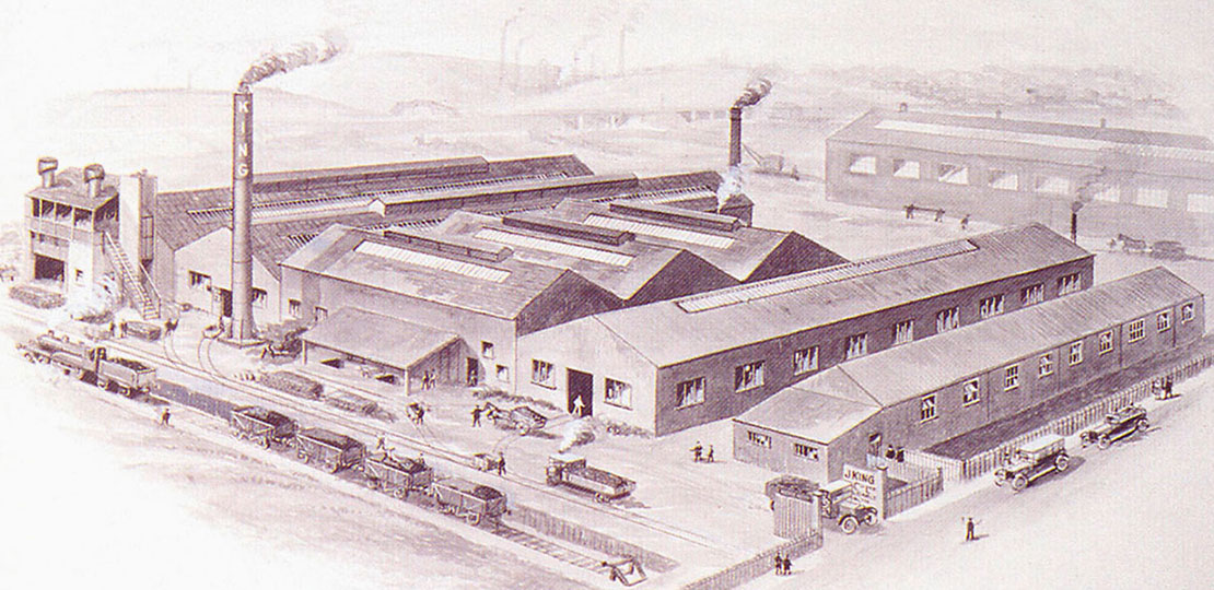 Climax Works 1930's