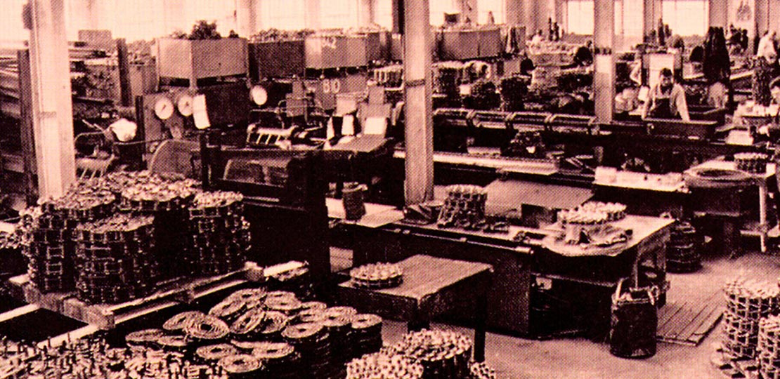 Chain Assembly 1960's