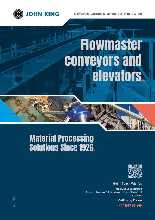 Flowmaster conveyors and elevators catalogue