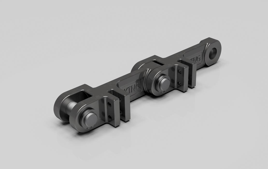 Forged Link Double Series