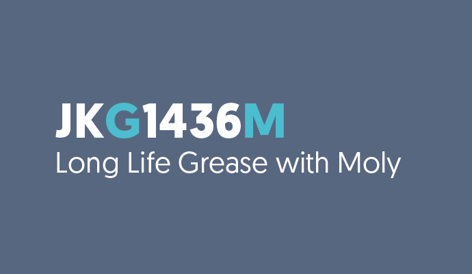 JKG1436M Long Life Grease with Moly