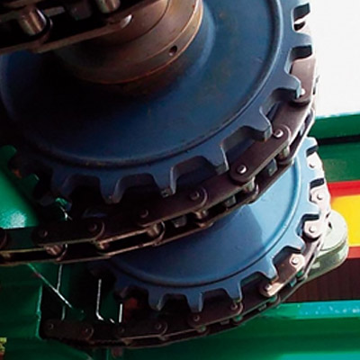 Metric & Imperial Conveyor Chains