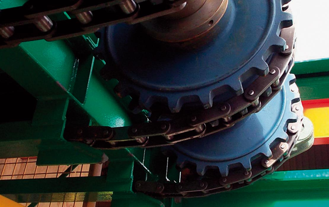 Metric Steel Conveyor Chains