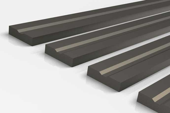 High Manganese Wear Rail