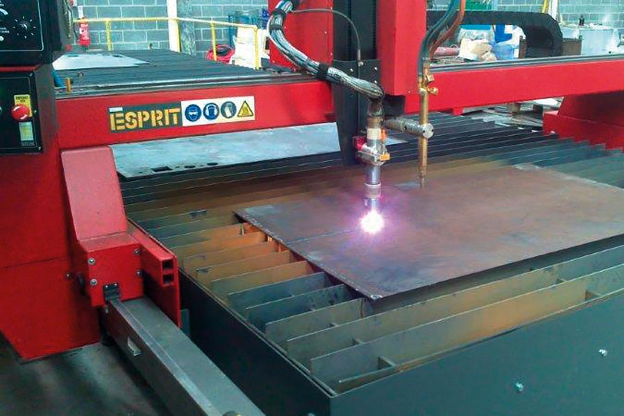 Flame Cutting Machine & Capabilities